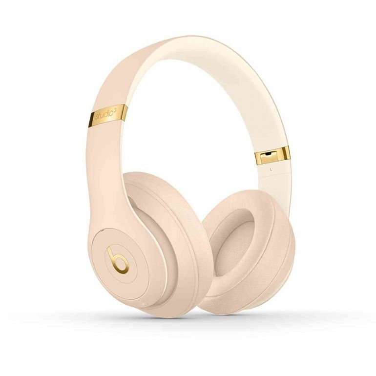 BEATS MTQX2PA/A OVER EAR W/LESS HEADPHONE STUDIO 3 WL (DESERT SAND)