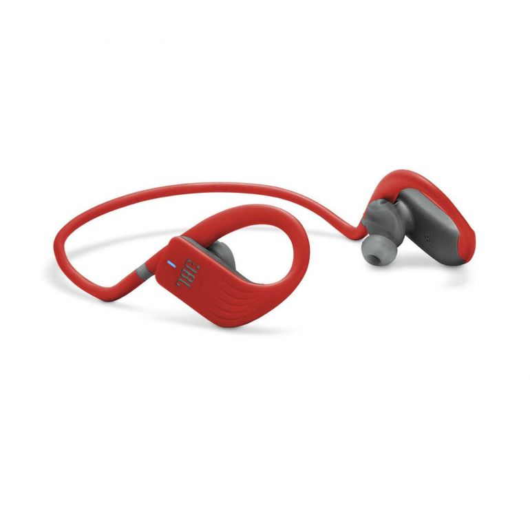 JBL E_JUMP RED WATERPROOF WIRELESS SPORTS IN-EAR HEADPHONE
